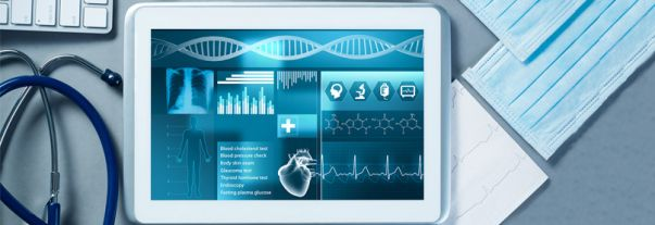 CACI Technology Solutions for healthcare